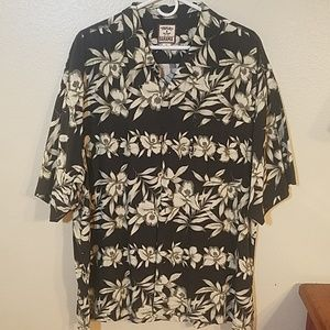 Tommy Bahama floral shirt